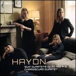 """Haydn: """"Sun"""" Quartets, Op. 20 Nos. 4-6"""