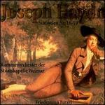 Haydn: Symphonies 16-19