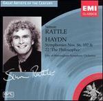 Haydn: Symphonies Nos. 86, 102, & 22 'The Philosopher'