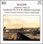 Haydn Symphonies, Vol. 22