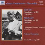 Haydn: Symphony No. 101 'The Clock'; Mozart: Symphony No. 35 'Haffner'
