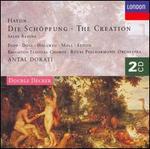 Haydn: The Creation; Salve Regina - Alfreda Hodgson (alto); Antal Doráti; Antal Doráti (harpsichord); Anthony Rolfe Johnson (tenor); Arleen Augér (soprano); Benjamin Luxon (bass); David Strange (cello); Gwynne Howell (vocals); Helena Doese (vocals); Jack McCormack (double bass)
