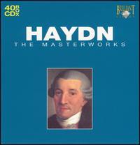 Haydn: The Masterworks - Adalbert Kraus (tenor); Andreas Gisler (tenor); Bart van Oort (fortepiano); Berlin Radio Solistenvereinigung;...