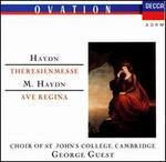 Haydn: Theresienmesse; M. Haydn: Ave Regina