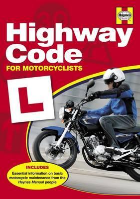 Haynes Highway Code for Motorcyclists -