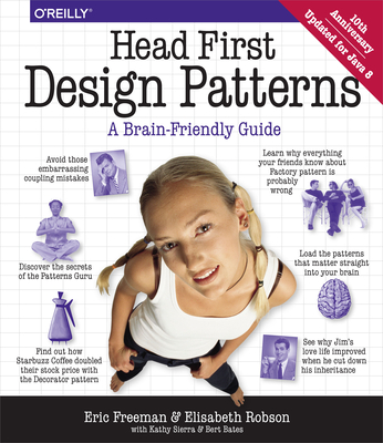 Head First Design Patterns - Freeman, Eric, and Freeman, Elisabeth, and Sierra, Kathy
