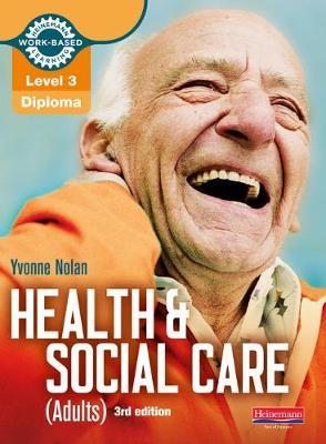 Health & Social Care (Adults). - Nolan, Yvonne