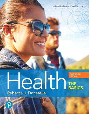 Health the basics book by rebecca j donatelle 16 available health the basics donatelle rebecca j fandeluxe Gallery