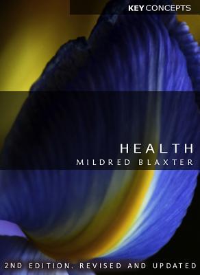 Health - Blaxter, Mildred