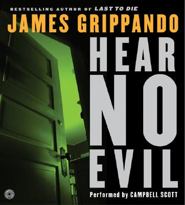 Hear No Evil CD - Grippando, James, and Scott, Campbell (Read by)