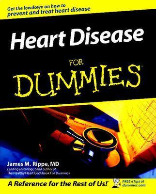 Heart Disease for Dummies - Rippe, James M, Dr., MD