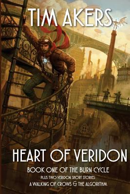 Heart of Veridon - Akers, Tim