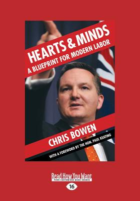 Hearts & Minds: A Blueprint for Modern Labor - Bowen, Chris