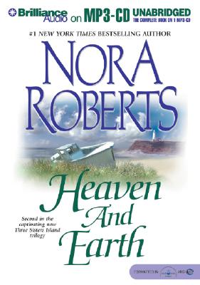 Heaven and Earth - Roberts, Nora, and Burr, Sandra (Read by)