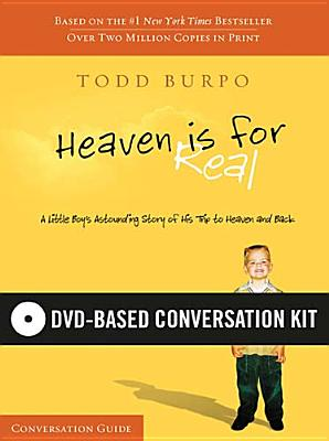 Heaven Is for Real DVD-Based Conversation Kit - Burpo, Todd