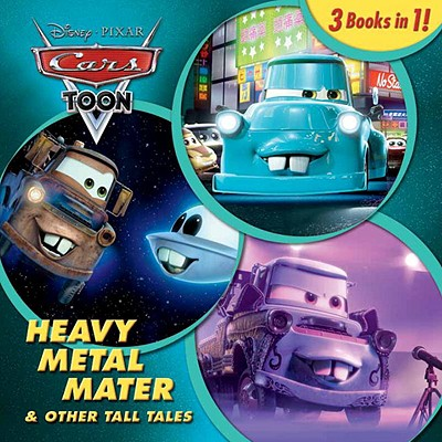 Heavy Metal Mater & Other Tall Tales - Berrios, Frank (Adapted by)