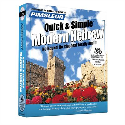Hebrew Quick and Simple - Pimsleur
