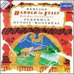 Hector Berlioz: Harold In Italy, Op. 16/Rob Roy/The Corsair