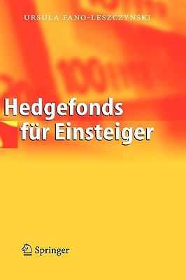 Hedgefonds Fur Einsteiger - Radel-Leszczynski, Ursula