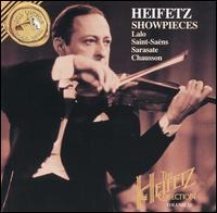 Heifetz Showpieces - Jascha Heifetz (violin); RCA Victor Orchestra