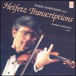 Heifetz Transcriptions