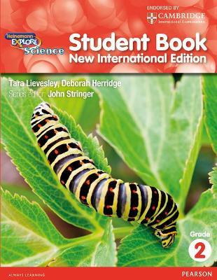 Heinemann Explore Science 2nd International Edition Student's Book 2 - Stringer, John, and Herridge, Deborah