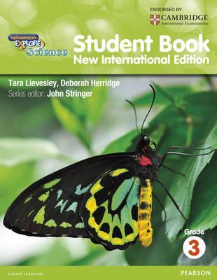 Heinemann Explore Science 2nd International Edition Student's Book 3 - Stringer, John, and Herridge, Deborah