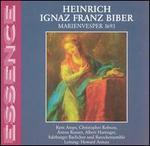 Heinrich Ignaz Franz Biber: Marienvesper 1693