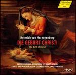 Heinrich von Herzogenberg: Die Geburt Christi