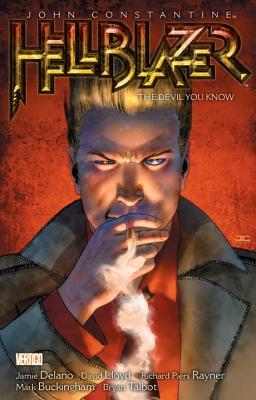 Hellblazer Vol. 2: The Devil You Know ( New Edition) - Delano, Jamie