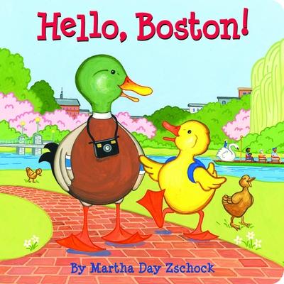 Hello, Boston! - Zschock, Martha