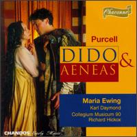 Henry Purcell: Dido and Aeneas - James Bowman (counter tenor); Jamie MacDougall (tenor); Karl Daymond (bass); Maria Ewing (vocals); Mary Plazas (soprano);...
