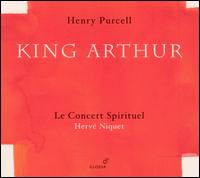 Henry Purcell: King Arthur - Cyril Auvity (counter tenor); Hanna Bayodi-Hirt (soprano); Joseph Cornwell (tenor); Peter Harvey (bass);...