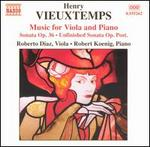 Henry Vieuxtemps: Music for Viola and Piano