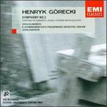 """Henryk Mikolaj Górecki: Sinfonie No.3, Op.36 """"Sinfonie Der Klagelieder"""""""