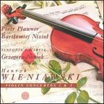 Henryk Wieniawski: Violin Concertos Nos. 1 & 2