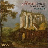 Henselt: Études Opus 2 & Opus 5 - Piers Lane (piano)