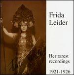 Her Rarest Recordings, 1921-1926