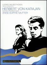 Herbert Von Karajan - His Legacy for Home Video: Beethoven - Concerto in D Major For Violin & Orchest -