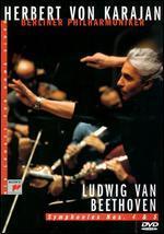 Herbert Von Karajan - His Legacy for Home Video: Beethoven Symphonies Nos. 4 & 5 -