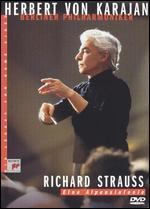 Herbert Von Karajan - His Legacy for Home Video: Richard Strauss - Eine Alpensinfonie