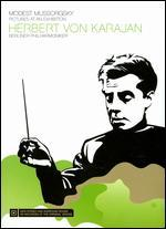 Herbert Von Karajan: Mussorgsky - Pictures at an Exhibition -