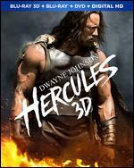 Hercules [Includes Digital Copy] [3D] [Blu-ray/DVD] [Ultraviolet]