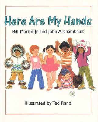 Here Are My Hands - Martin, Bill