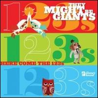 Here Come the 123's [CD/DVD] - They Might Be Giants