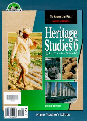 Heritage Studies Grade 6 - Bob Jones University (Creator)