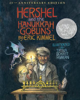 Hershel and the Hanukkah Goblins - Kimmel, Eric A