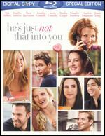 He's Just Not That Into You [With Valentine's Day Movie Cash] [Blu-ray]