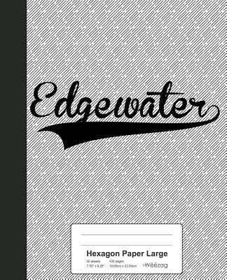 Hexagon Paper Large: EDGEWATER Notebook - Weezag