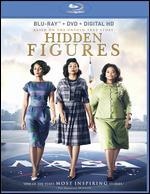Hidden Figures [Includes Digital Copy] [Blu-ray/DVD]
